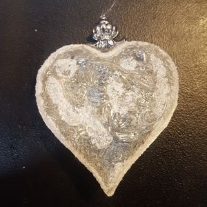 Other - Large Heart Christmas Tree Ornament